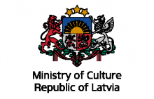 Logo Latvian Ministry of Culture